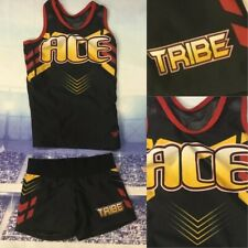 Real Cheerleading Uniform Practice Youth Med Varsity.