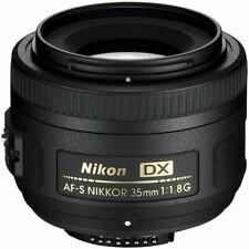 Nikon Nikkor AF-S DX 35mm F/1.8 G Lens for Nikon Boxed New Unused