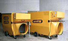 Wilms BV- 385 Hallenheizung Warmluftheizung Baustellenheizung Zeltheizung