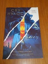 Cry Havoc Mything in Action Volume 1 Image Comics (Paperback)< 9781632158338