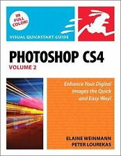 Photoshop CS4, volume 2: Visual QuickStart Guide (Visual QuickPro Guide)