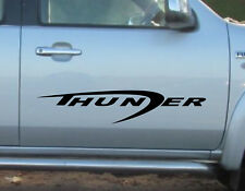 FORD RANGER   Thunder   4x4   sticker,decal,graphic   FREE POST   BB170