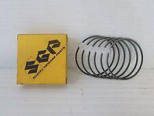 1969 70 71 72-77 SUZUKI GT550 T350 PISTON RING SET OS 1.00 (6 RINGS), NOS(*969*)