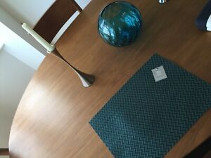 Super Stylish John Lewis Zig Zag Embossed Placemats - Brand New