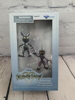"Disney Kingdom Hearts Shadow & Soldier 3.5"" Action Figures diamond select New"