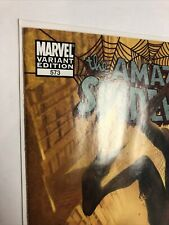 Amazing Spider Man (2008) # 573 (NM) Zombie Variant