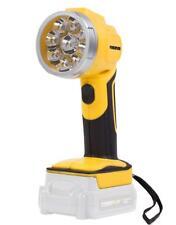 Akku Baustrahler LED Strahler Scheinwerfer Arbeitsleuchte Handleuchte Lampe