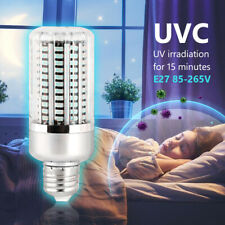 UVC Ozone Germicidal Lamp Ultraviolet Sterilizer LED Bulb Disinfection Light 05