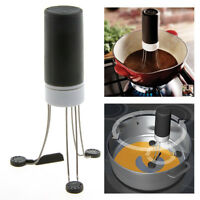 Automatic Hands Free Sauce Robotic Cordless Stirrer / Stir Soup Chocolate