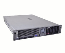 HP ProLiant DL380 G5 Server, 2 x 3GHz Xeon 5160 Dual Core, 8GB RAM, 2 x 72GB HDD