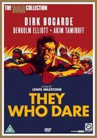 They Who Dare [DVD][Region 2]