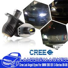 Angel Eyes Light  20W LED CREE Halo For BMW E90 323i 328i 330xi 335i 2006-2008
