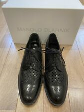 Manolo Blahnik Oxfords New 38