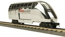 O-Gauge - MTH - Coors Light Silver Bullet Operating Reeder Tail Car
