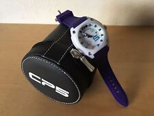 New - Reloj Watch CP5 Simplicity & Originality - White and Purple - Quartz