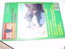 µµ Revue 39/45 Heimdal n°33 Cassino 1944 Bunker Riva Bella Hoa Binh 1951 U 505