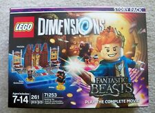 LEGO Video Game - Dimensions - 71253 Fantastic Beasts Story Pack - New & Sealed