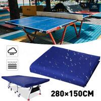 Tischtennisplatte Wasserdichte Abdeckplane Schutzhülle Tischtennis Hülle Plane