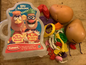 Playskool Mr And Mrs Potato Head Silly Suitcase