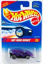 Hot Wheels No. 308 Hot Hub Series #2 Vampyra Wire Spokes Wheels New 1995
