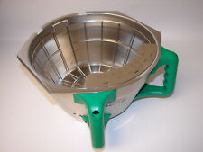 New Bunn 458450003 Funnel Assembly Withbasket Green Handle