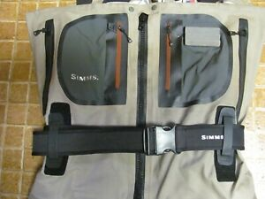 Simms G4Z Stockingfoot Waders - Men's Large (9-11) - Made in he USA