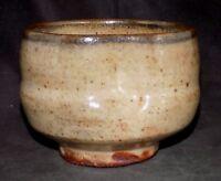 Awesome Warren MacKenzie Mingei Art Pottery Tea Bowl Shoji Hamada Bernard Leach