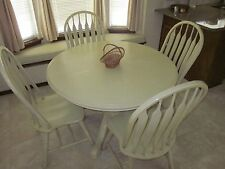 """KITCHEN TABLE-4 CHAIRS--Thomasville--(NEW) """"Buyer Pick Up-Dallas, TX"""""""