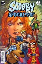 Scooby Apocalypse #4 Var   NEW!!!