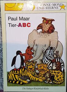 Tier ABC - Paul Maar -, gebraucht