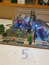LINESIDE LOCO YARD DIORAMA  00 GAUGE see photos for more details .
