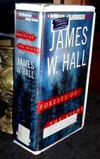 Forests of the Night by James W. Hall / Merlington Unabridged Audio Cassettes