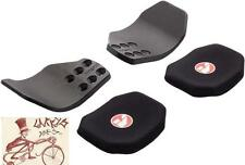 VISION TECH MULTI DELUXE ARMREST-PLATES AND PADSFOR BICYCLE AEROBAR .