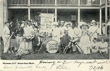A View of the Scrap Iron Band In Full Costume, Wildwood NJ 1906