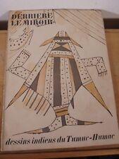 Derrière Le Miroir Revue Art Moderne XX TUMUC HUMAC n°62-63 Maeght Edition