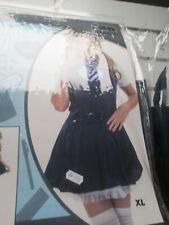 Funshack Womans School Girl Fancy Dress(XL)