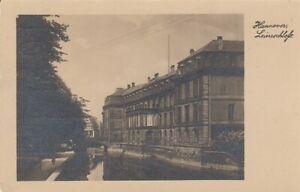 Hannover, Partie am Leineschloss ngl E3622