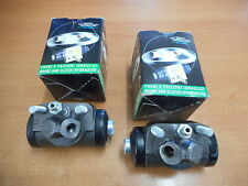PAIR OF WHEEL REAR BRAKE CYLINDERS LAND ROVER DEFENDER 110 Ø26.98mm
