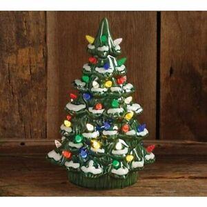 Burton & Burton Decor Lighted Christmas Tree