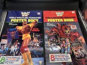 WWF World Wrestling Federation Poster Books Tag Teams And Superstars LOD HOGAN