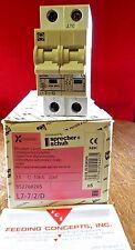 ALLEN BRADLEY  L7-7/2/d 7 amp 400v 2 Pole Breaker NEW IN THE BOX!