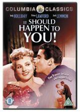 It Should Happen To You - Sealed NEW DVD - Jack Lemmon