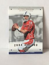 2005 Upper Deck Rookie Debut Peyton Manning All-Pros Card#AP-1 Mint Condition