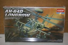 Academy AH-64D Longbow Apache in 1/48 scale