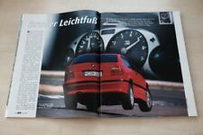 ATV 21931) BMW 323ti compact E36 mit 170PS im TEST auf 5 Seite
