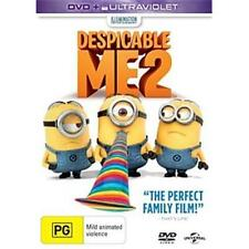 Despicable Me 2 DVD/ Ultraviolet NEW