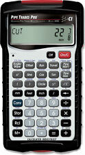Calculated Industries Pipe Trades Pro Calculator 4095 with Armadillo Case