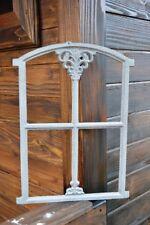 310x470mm Natural Neu! Fenster ,Eisenfenster, Scheunenfenster, Gussfenster KK105