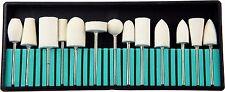 Schleifer Polierer Filz Polierset 13tlg Polierstifte Poliersptzen  Modelbau
