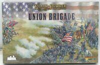 Black Powder Epic Battles 312414003 Union Brigade (Infantry) Warlord Games
